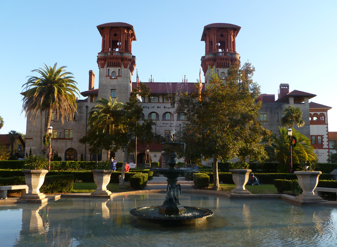 November 30th And December 1st Lay Days In St Augustine