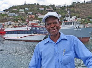 Herman, the Information Officer of Grenada
