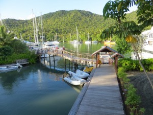 Marigot Bay Restaurant