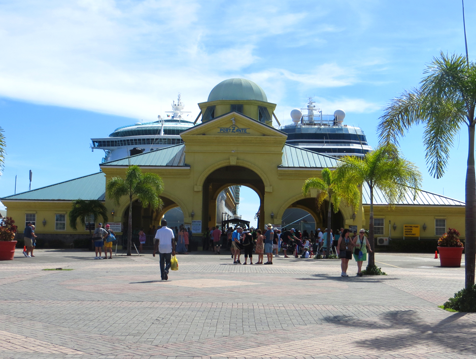 Port Zante Cruise Ship Terminal