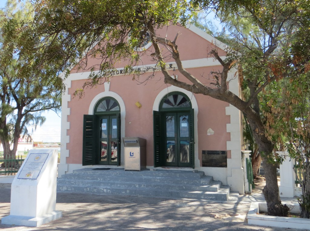 Grand Turk Library