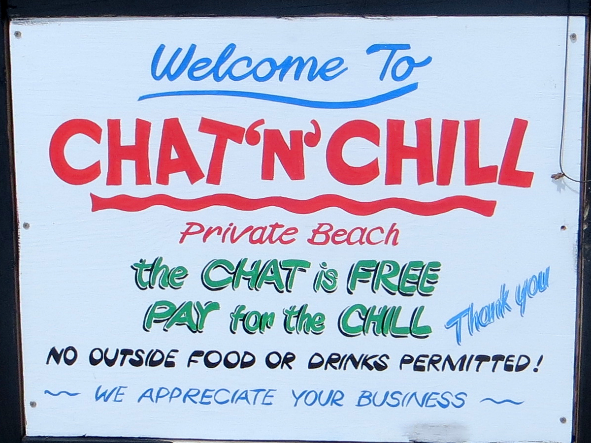 Chatnchill sign