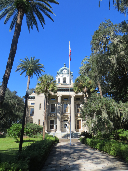 Brunswick Courthouse