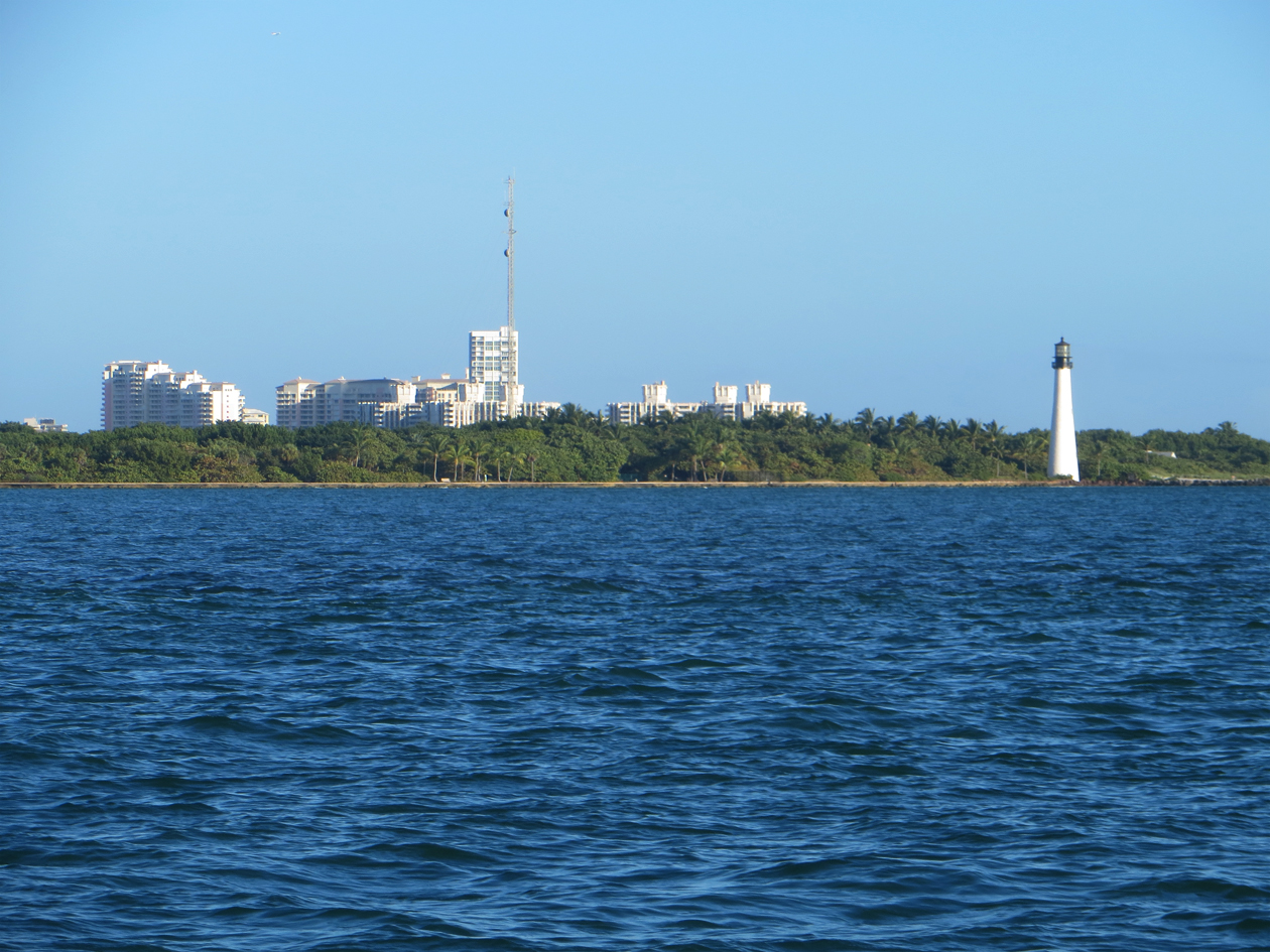 Biscayne Light