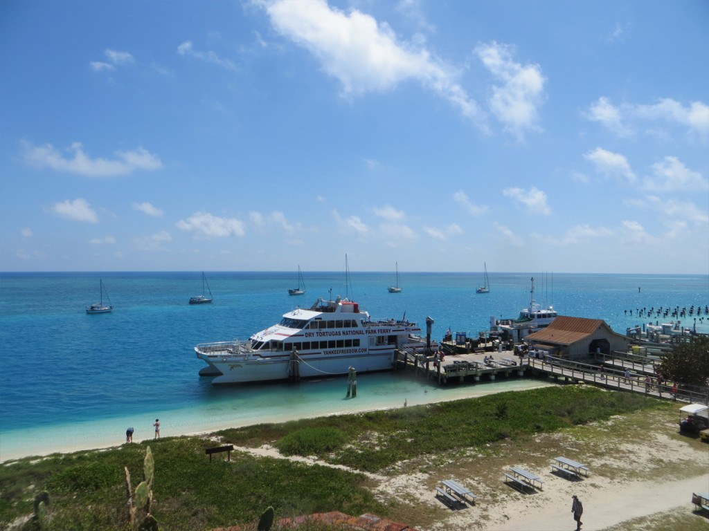 Anchorage Dry Tortugas