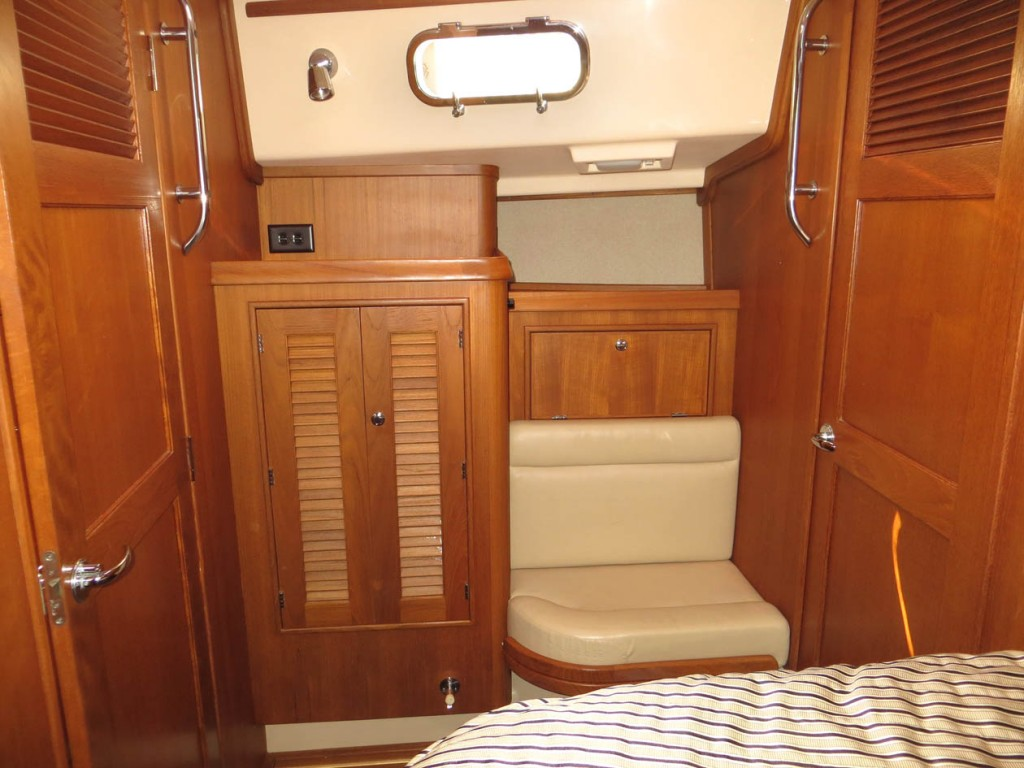 forward stateroom cabinetry
