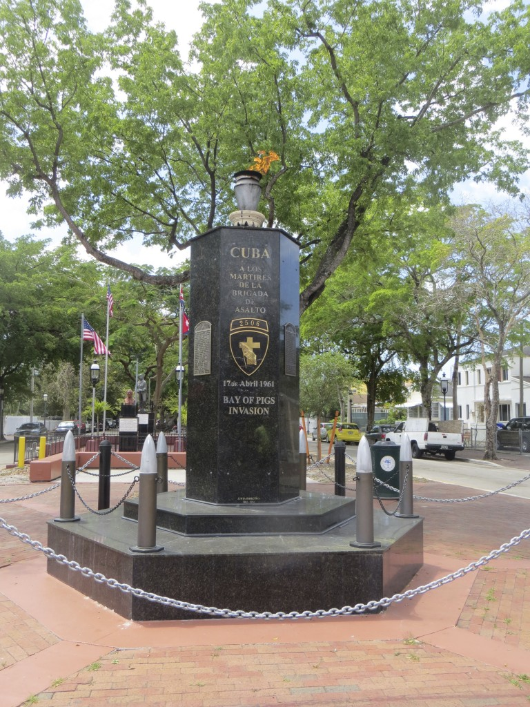 Bay of Pigs memorial