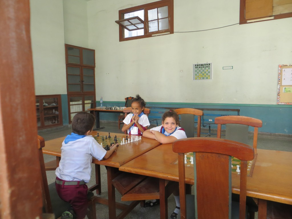 Chess children