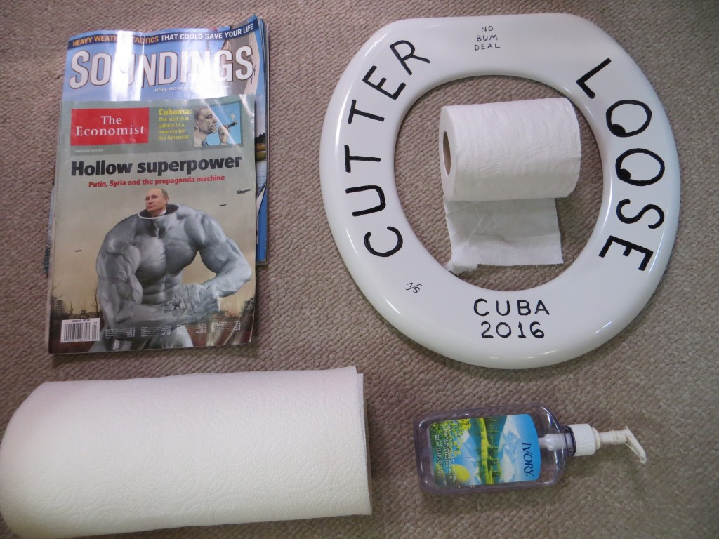 Cutter Loose potty pack
