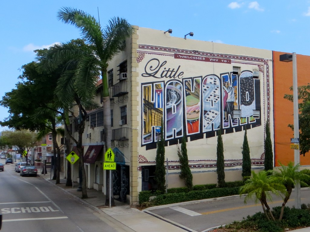Little Havana Sign